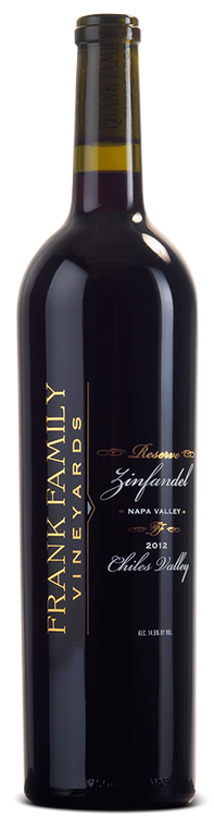2017 Chiles Valley Reserve Zinfandel