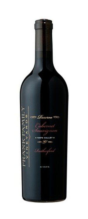 2012 Rutherford Reserve Cabernet Sauvignon