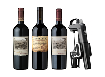 Cabernet Collector Virtual Tasting Package with Coravin