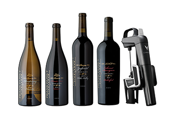 Estate Virtual Tasting Package with Coravin