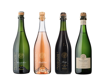 May 2: Sparkling Wine Virtual Tasting Package