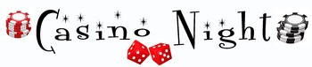 Casino Night 4/29/17 Non - $125