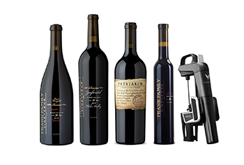 Father's Day Virtual Tasting Package with Coravin