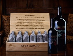 2014 Patriarch Cabernet Sauvignon 6-pack in Wooden Box