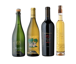 Holiday Hosting Virtual Tasting Package with Late Harvest Chardonnay
